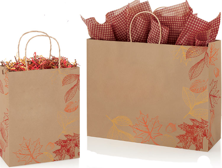 Autumn Collection Shopping Bags