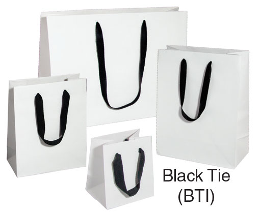 Black Tie Manhattan European Shopping Bags