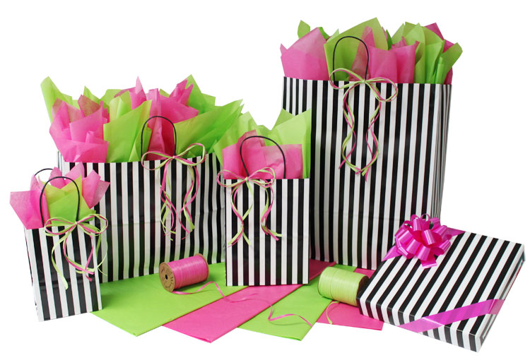 Paper Shopping Bags | All Occasion | The Packaging Source