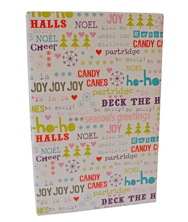 Closeout Gift Wrap