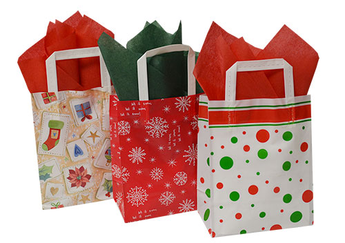 Christmas Bag Closeouts - Cub Sizes 4