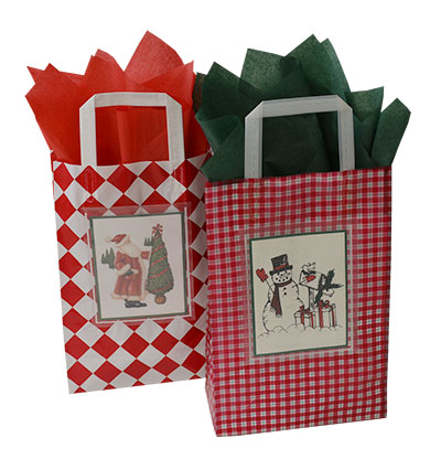 Christmas Bag Closeouts - Debbie Sizes 2