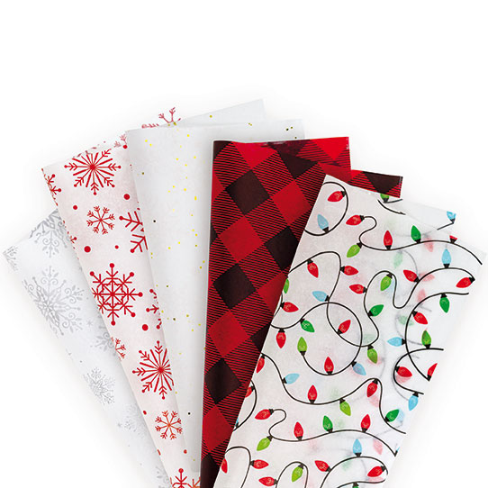 Holiday Tissue Paper - Made in USA