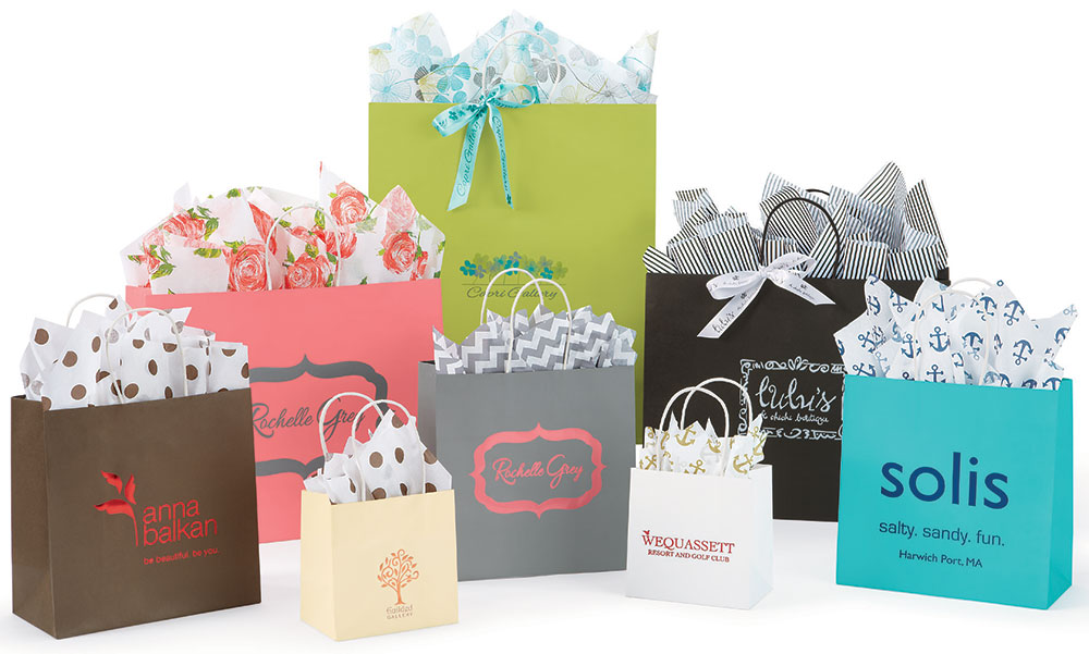 Midtown Turn Top Shopping Bags