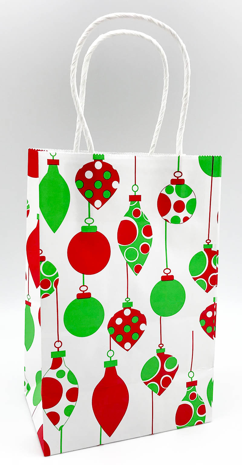 Polka Dot Holiday - Ornaments