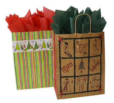 Christmas Bag Closeouts - Senior Sizes 1