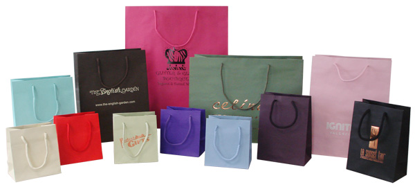 Tint Tote Shopping Bags