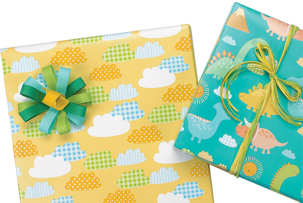 Baby Gift Wrap Gift Ideas