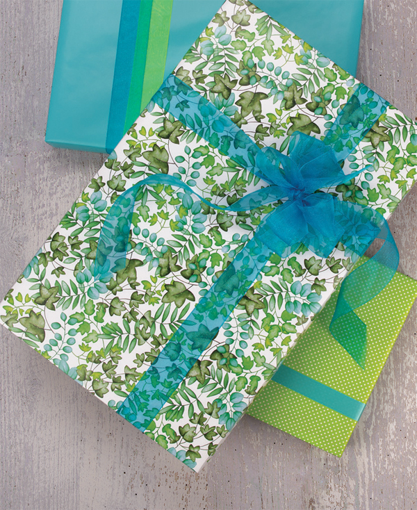Everyday/Floral/Feminine Gift Wrap