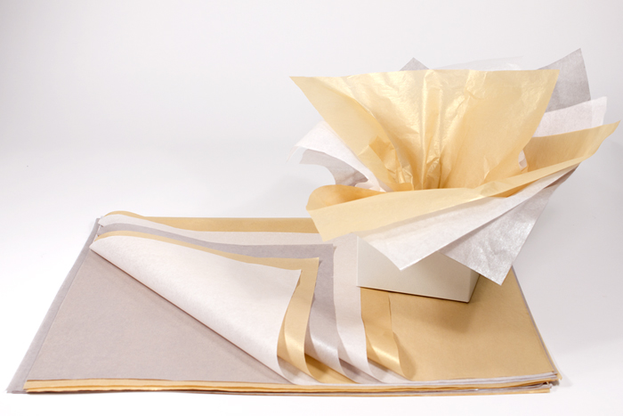 Pearlescence Tissue Paper - Made in USA