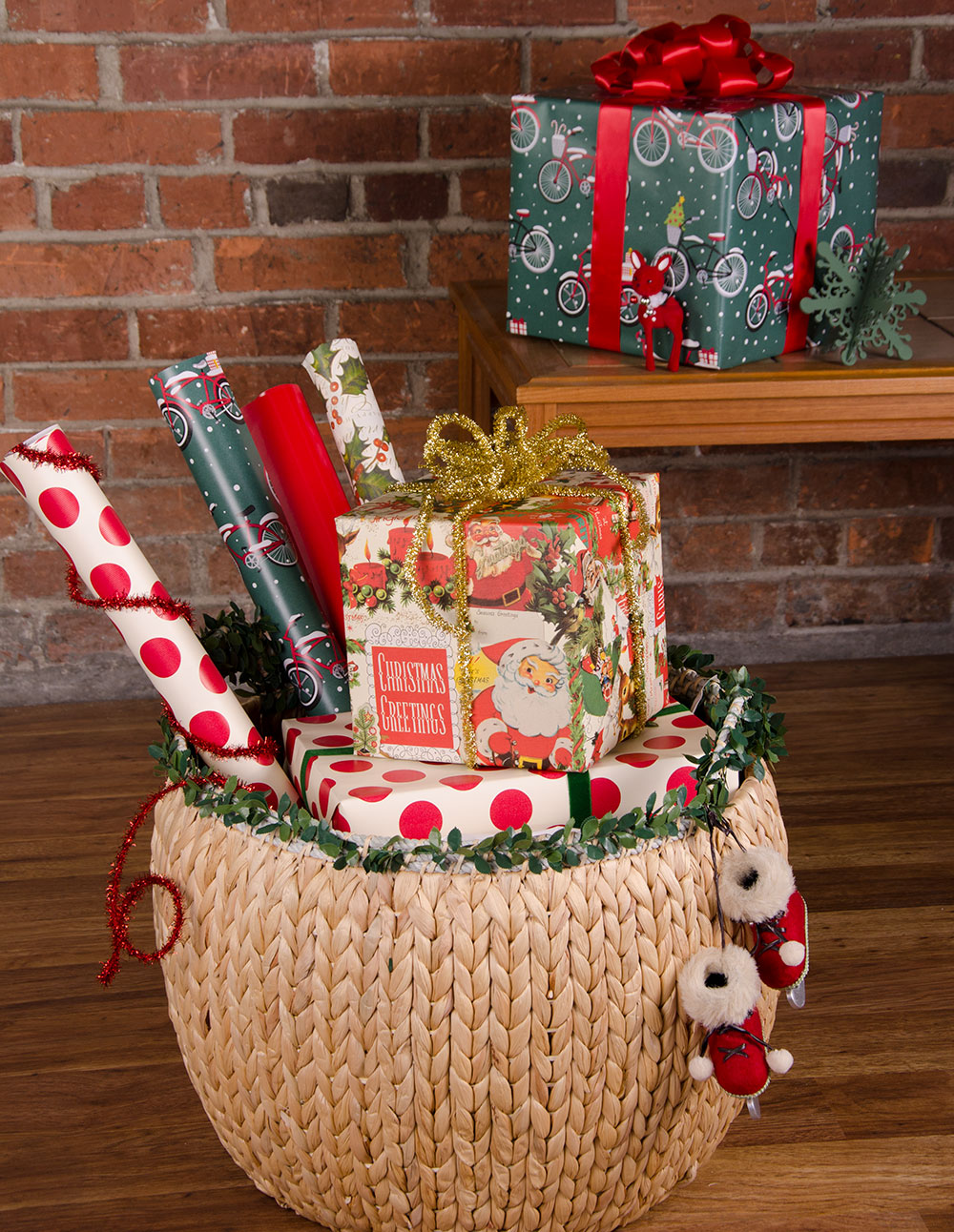 Sullivan Gift Wrap - Christmas/Holiday