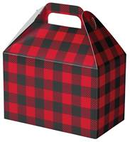 Buffalo Plaid Large Gable Box Gable Boxes