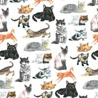 Cats and Kittens Tissue Paper