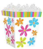Citrus Blossoms Sweet Treat Box Sweet Treat Boxes, Gift Basket Packaging