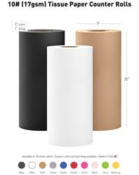 Color Tissue Paper Roll