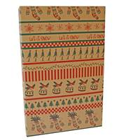 Country Christmas Gift Wrap (FREE FREIGHT)