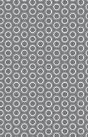 Dotted Circles Gift Wrap Paper