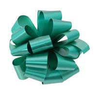 Emerald Splendorette Pre-Notched Bows