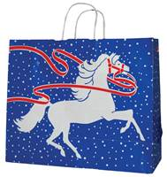 Enchanted Horse Paper Shopping Bags (Vogue)