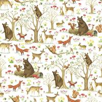 Fairytale Forest Tissue Paper