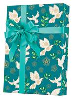 Holiday Peace Gift Wrap Wholesale Gift Wrap Paper, Christmas Gift Wrap Paper