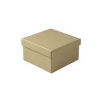 Kraft Jewelry Box  Natural Kraft jewelry boxes, Kraft jewelry boxes, Cotton filled jewelry boxes