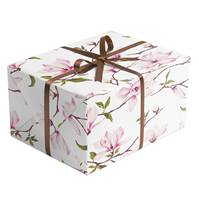 Magnolia Gift Wrap Paper Wholesale gift wrap paper, Jillson & Roberts gift wrap, All occasion gift wrap, Everyday gift wrap, Floral gift wrap