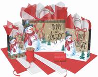 Merry & Bright Shopping Bags (Cub)