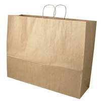 Natural Kraft Shopping Bags (Magnum)