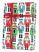 Nutcracker Gift Wrap Wholesale Gift Wrap Paper, Christmas Gift Wrap Paper