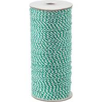 Premium Bakers Twine - Green/White
