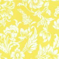Rossana Yellow Gift Wrap Paper