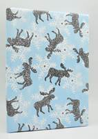 Rustic Moose Gift Wrap (FREE FREIGHT)