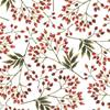 Snow Berries Gift Wrap Paper