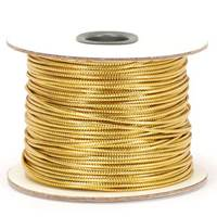 Tinsel Cord - Metallic Gold