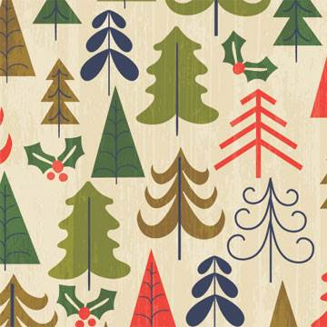 Tree Farm Gift Wrap Wholesale Gift Wrap Paper, Christmas Gift Wrap Paper