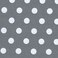 White Dots on Gray Tissue Paper