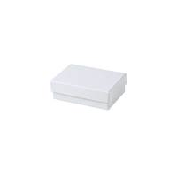 White Jewelry Box White Gloss jewelry boxes, White jewelry boxes, Cotton filled jewelry boxes