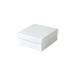 White Jewelry Box - J33D-W