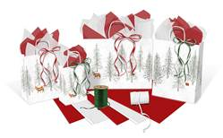 Winter Forest Shopping Bags (Cub)