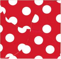 Cheery Dots GC Holder