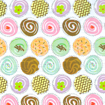 Cupcake Paper Design : Cupcakes - Wholesale Tissue Paper Designs - Made in USA