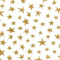 Dancing Stars Gold Tissue Paper