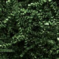 Forest Green Spring-Fill Crinkle Cut Shred