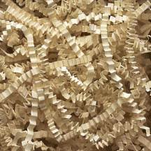 Ivory Spring-fill Crinkle Cut