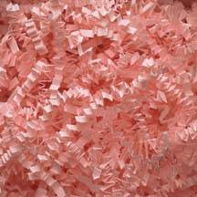 Light Pink Spring-Fill Crinkle Cut Shred