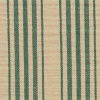Ticking Stripe Green Tissue Paper