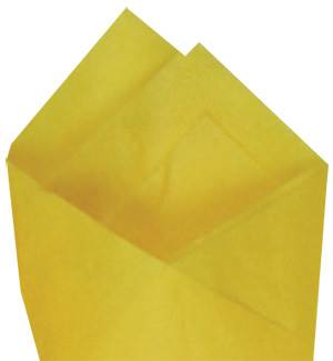 Buttercup Tissue Paper