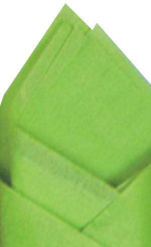Bright Lime Economy Tissue Paper