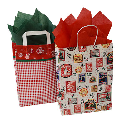 Christmas Bag Closeouts - Debbie Sizes 1